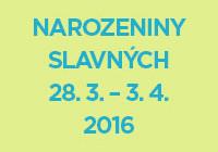 Náhled narozeniny slavných 28. 3. – 3. 4. 2016