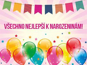 vtipné přání k narozeninám kamarádce Přání k narozeninám   texty, SMS a obrázky vtipné přání k narozeninám kamarádce